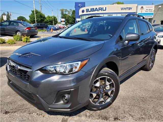 2020 Subaru Crosstrek Convenience (Stk: 20S954) in Whitby - Image 1 of 10