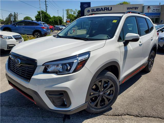 2020 Subaru Forester Sport (Stk: 20S968) in Whitby - Image 1 of 17