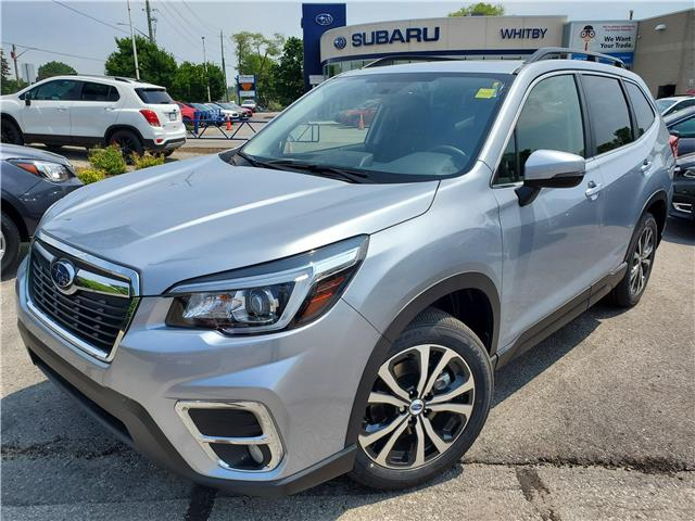 2020 Subaru Forester Limited (Stk: 20S966) in Whitby - Image 1 of 18