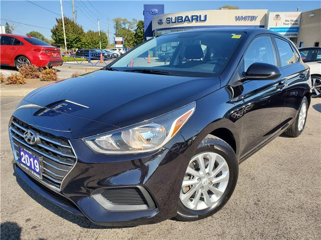 2019 Hyundai Accent Preferred (Stk: 20S982A) in Whitby - Image 1 of 18