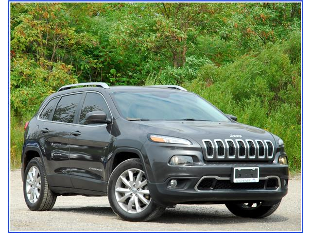 2016 Jeep Cherokee Limited (Stk: OP3895) in Kitchener - Image 1 of 18
