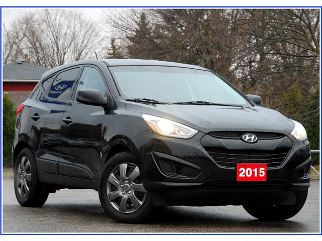 2015 Hyundai Tucson GL (Stk: OP3919) in Kitchener - Image 1 of 15