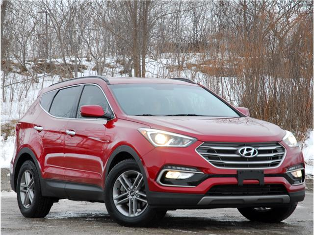2018 Hyundai Santa Fe Sport 2.4 Base (Stk: OP3954) in Kitchener - Image 1 of 17