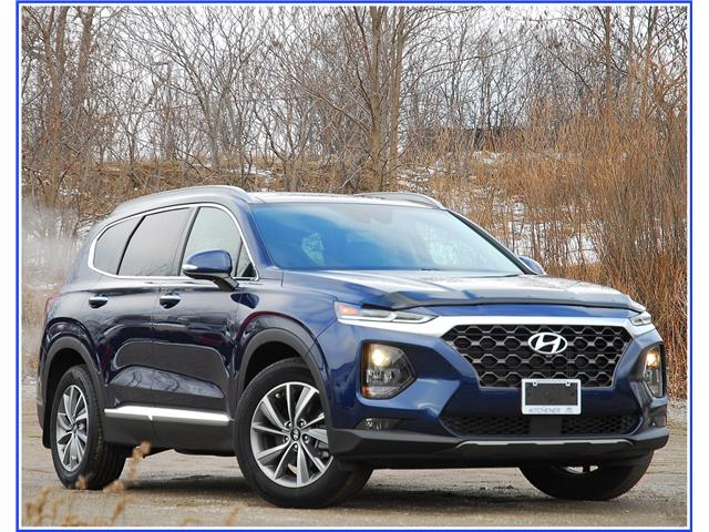 2019 Hyundai Santa Fe Luxury (Stk: OP3964) in Kitchener - Image 1 of 20
