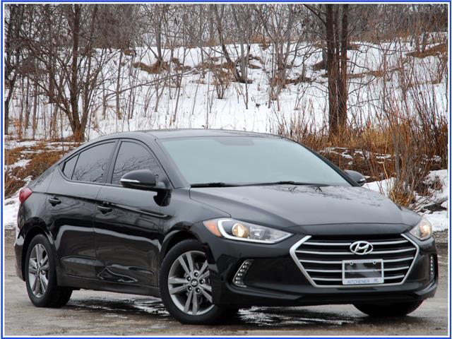 2017 Hyundai Elantra GL (Stk: P59813AJX) in Kitchener - Image 1 of 15