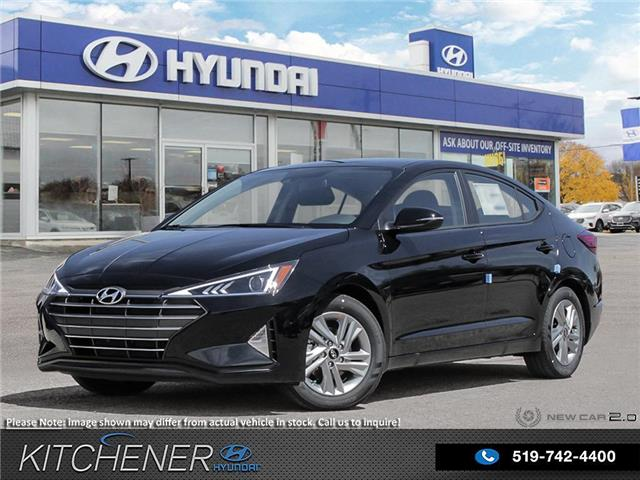 2020 Hyundai Elantra Preferred w/Sun & Safety Package (Stk: P59131) in Kitchener - Image 1 of 24
