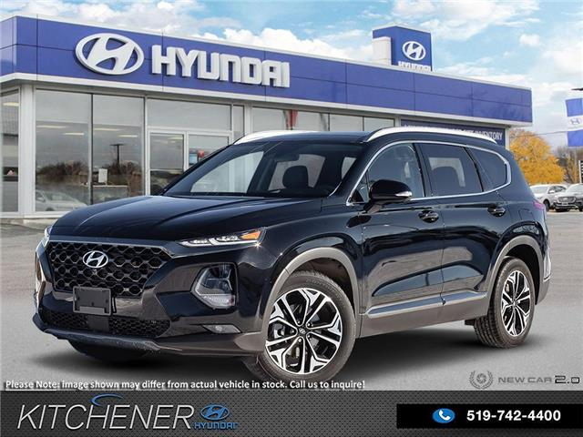 2020 Hyundai Santa Fe Ultimate 2.0 (Stk: P59495) in Kitchener - Image 1 of 23