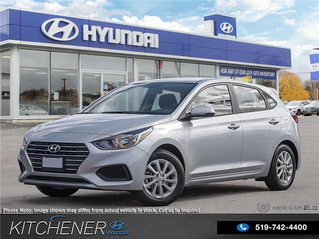 2020 Hyundai Accent Preferred (Stk: 59765) in Kitchener - Image 1 of 24