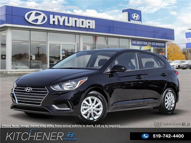 2020 Hyundai Accent Preferred (Stk: 59764) in Kitchener - Image 1 of 25