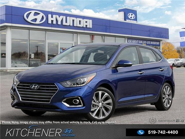 2020 Hyundai Accent Ultimate (Stk: 59805) in Kitchener - Image 1 of 23