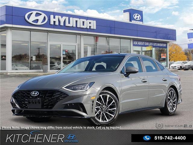 2020 Hyundai Sonata Ultimate (Stk: 59752) in Kitchener - Image 1 of 24