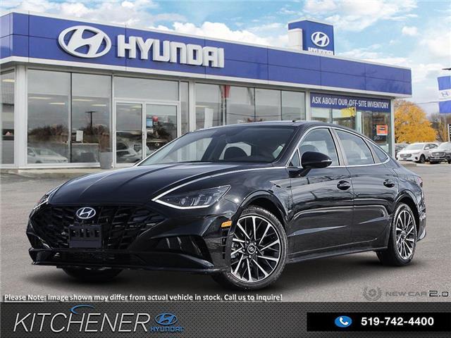 2020 Hyundai Sonata Luxury (Stk: 59734) in Kitchener - Image 1 of 18
