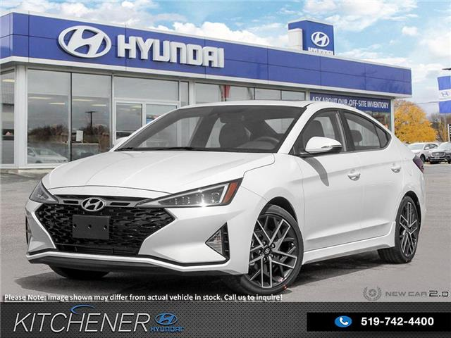 2020 Hyundai Elantra Sport (Stk: 59962) in Kitchener - Image 1 of 23