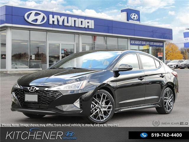2020 Hyundai Elantra Sport (Stk: 59986) in Kitchener - Image 1 of 23