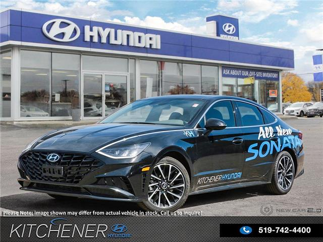 2020 Hyundai Sonata Sport (Stk: 59733) in Kitchener - Image 1 of 27