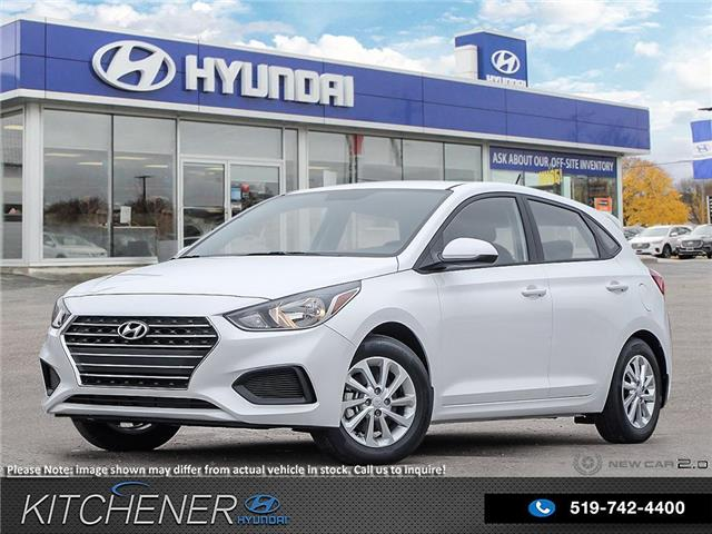 2020 Hyundai Accent Preferred (Stk: 60005) in Kitchener - Image 1 of 23