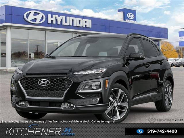2020 Hyundai Kona 1.6T Ultimate (Stk: P60129) in Kitchener - Image 1 of 23