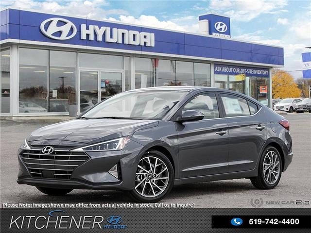 2020 Hyundai Elantra Ultimate (Stk: P60156) in Kitchener - Image 1 of 23