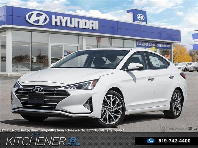 2020 Hyundai Elantra Luxury (Stk: P60170) in Kitchener - Image 1 of 23