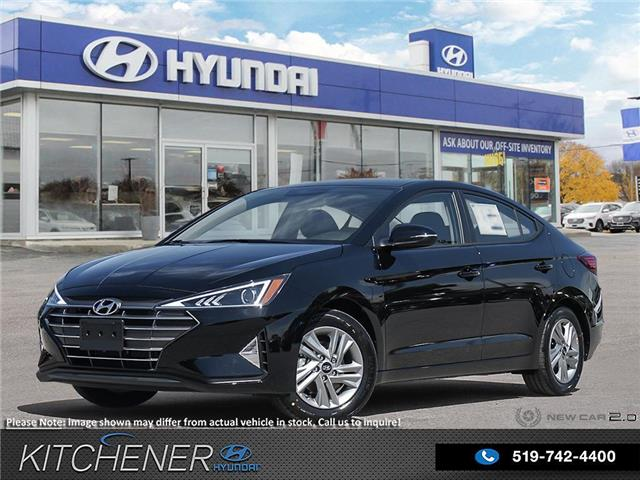 2020 Hyundai Elantra Preferred (Stk: 60184) in Kitchener - Image 1 of 23