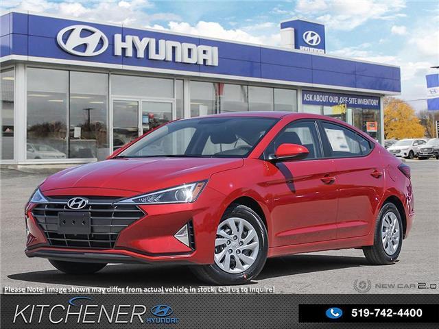 2020 Hyundai Elantra ESSENTIAL (Stk: 60259) in Kitchener - Image 1 of 23