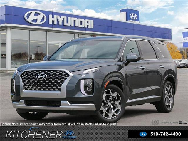 2021 Hyundai Palisade Ultimate Calligraphy (Stk: P60314) in Kitchener - Image 1 of 23