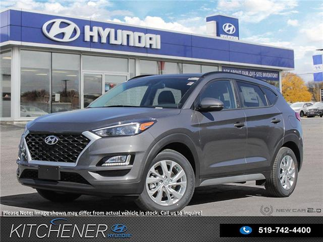 2021 Hyundai Tucson Preferred w/Sun & Leather Package (Stk: 60269) in Kitchener - Image 1 of 28