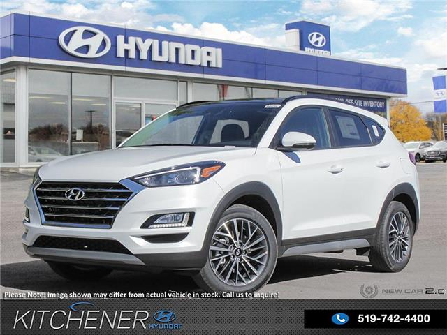 2021 Hyundai Tucson Luxury (Stk: 60299) in Kitchener - Image 1 of 28