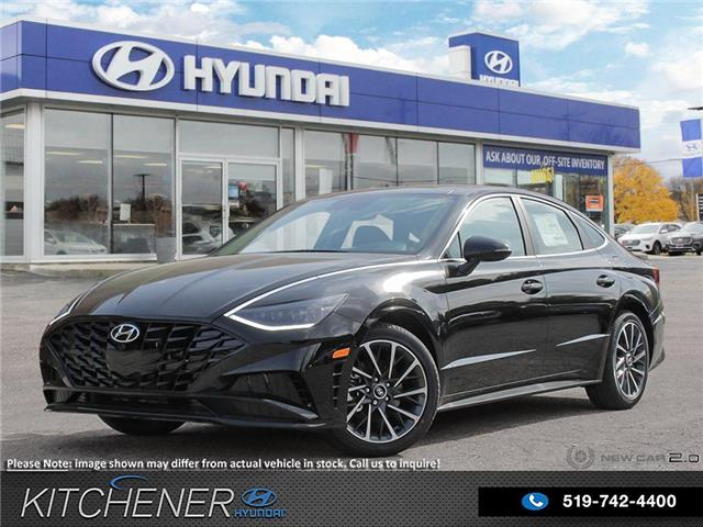 2021 Hyundai Sonata Ultimate (Stk: 60307) in Kitchener - Image 1 of 28
