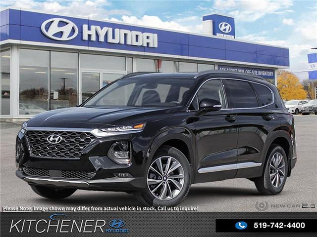 2020 Hyundai Santa Fe Preferred 2.4 w/Sun & Leather Package (Stk: P60387) in Kitchener - Image 1 of 23