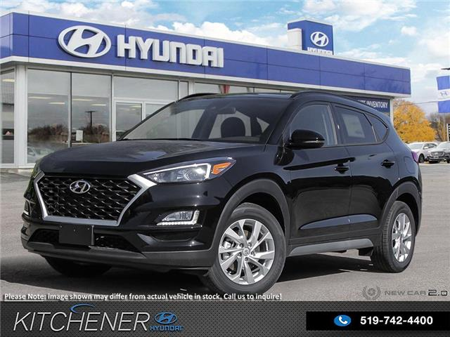 2021 Hyundai Tucson Preferred w/Sun & Leather Package (Stk: 60402) in Kitchener - Image 1 of 23