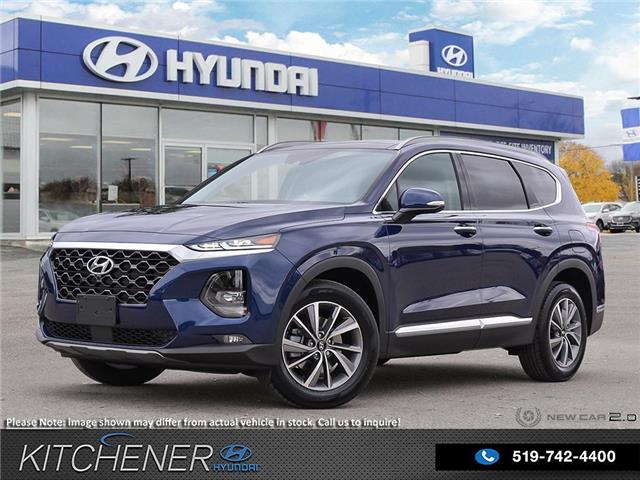 2020 Hyundai Santa Fe Preferred 2.4 w/Sun & Leather Package (Stk: 60412) in Kitchener - Image 1 of 23