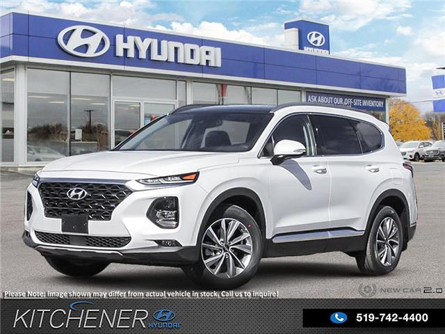 2020 Hyundai Santa Fe Preferred 2.0 w/Sun & Leather Package (Stk: 60415) in Kitchener - Image 1 of 10