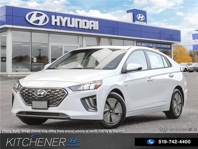 2020 Hyundai Ioniq Hybrid Preferred (Stk: 60422) in Kitchener - Image 1 of 23