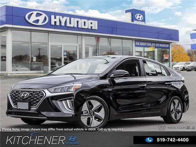 2020 Hyundai Ioniq Hybrid Ultimate (Stk: P60412) in Kitchener - Image 1 of 22