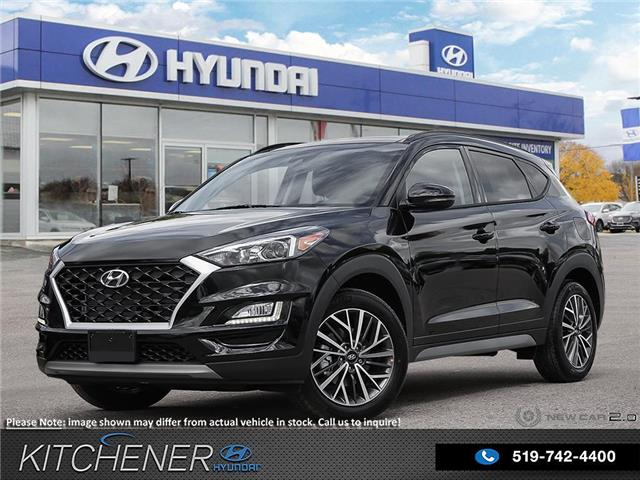 2021 Hyundai Tucson Luxury (Stk: 60437) in Kitchener - Image 1 of 23