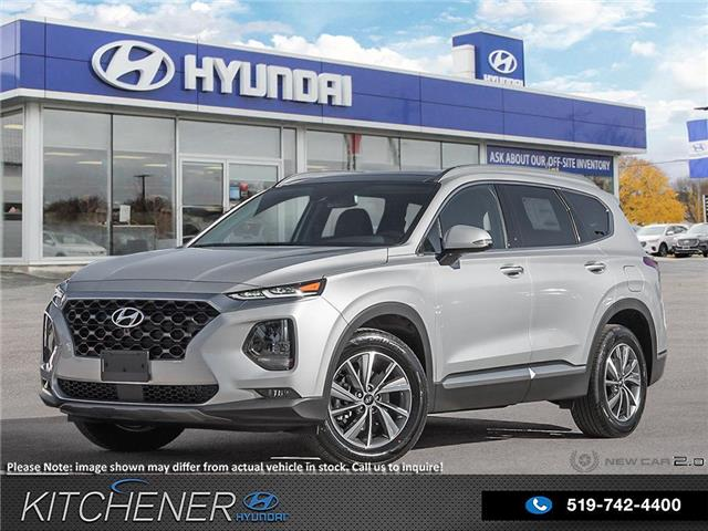 2020 Hyundai Santa Fe Preferred 2.4 w/Sun & Leather Package (Stk: P0536) in Kitchener - Image 1 of 23