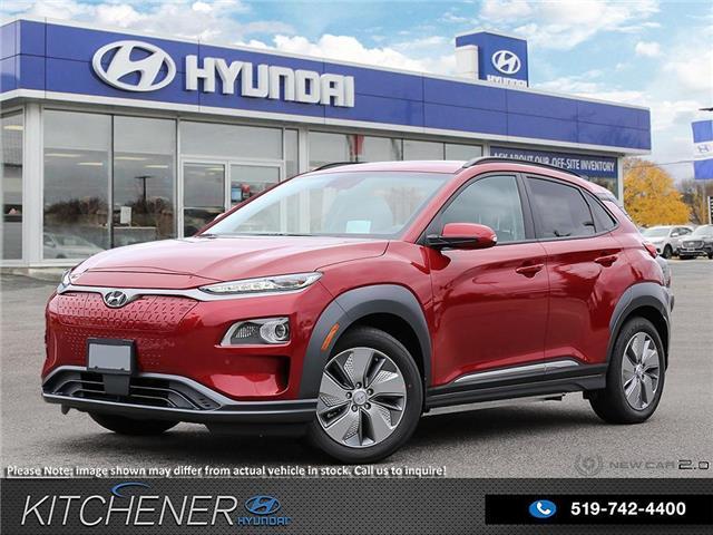 2021 Hyundai Kona EV Ultimate (Stk: P60565) in Kitchener - Image 1 of 23