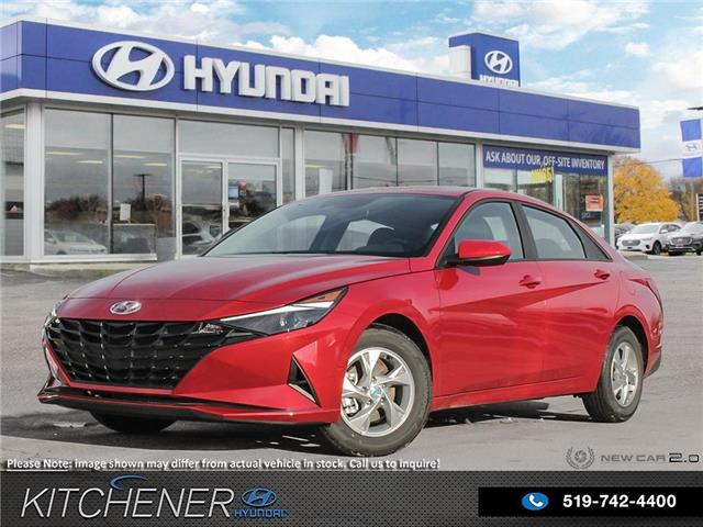 2021 Hyundai Elantra ESSENTIAL (Stk: 60546) in Kitchener - Image 1 of 28