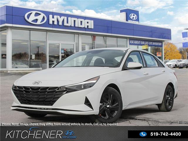 2021 Hyundai Elantra Preferred (Stk: 60599) in Kitchener - Image 1 of 28