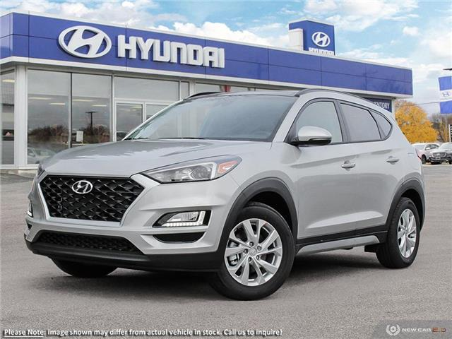 2021 Hyundai Tucson Preferred w/Sun & Leather Package (Stk: 60322) in Kitchener - Image 1 of 23