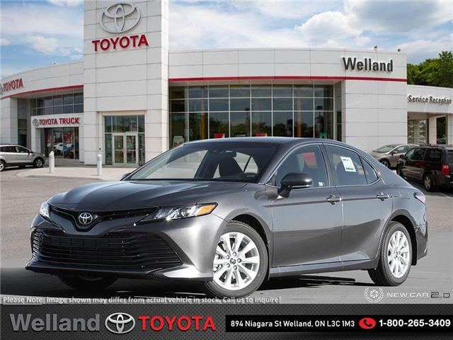 2020 Toyota Camry LE (Stk: L6979) in Welland - Image 1 of 24
