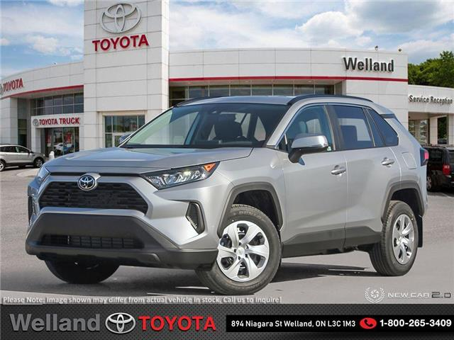 2020 Toyota RAV4 LE (Stk: L6988) in Welland - Image 1 of 25