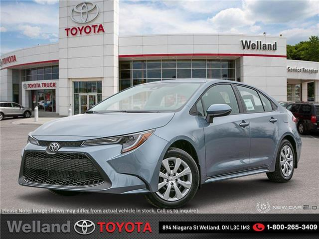 2020 Toyota Corolla LE (Stk: L7063) in Welland - Image 1 of 25
