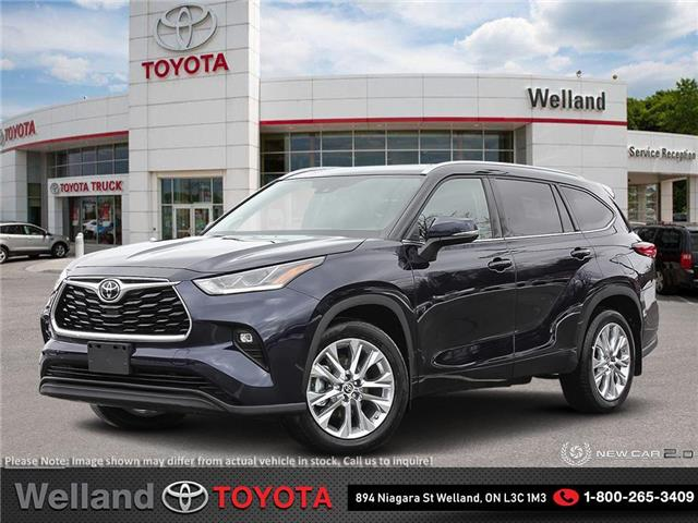 2020 Toyota Highlander Limited (Stk: L6993) in Welland - Image 1 of 25
