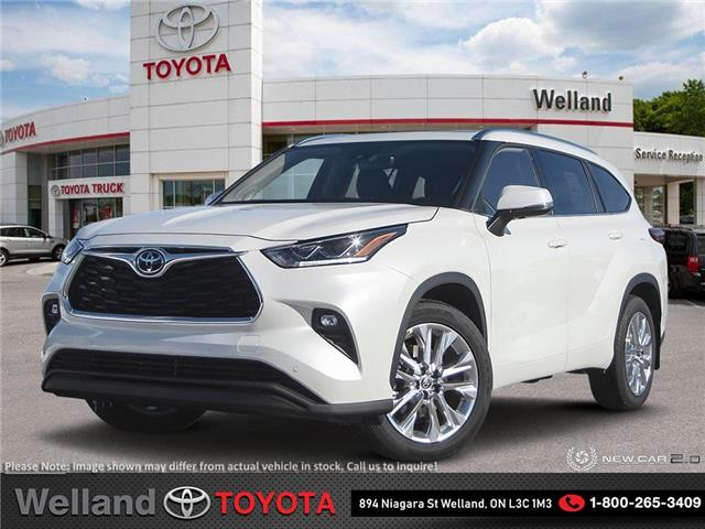 2020 Toyota Highlander Limited (Stk: L7091) in Welland - Image 1 of 11