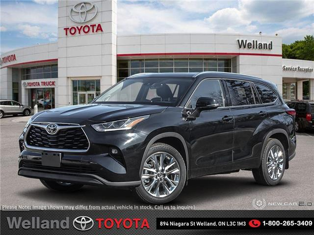 2020 Toyota Highlander Limited (Stk: L7097) in Welland - Image 1 of 25