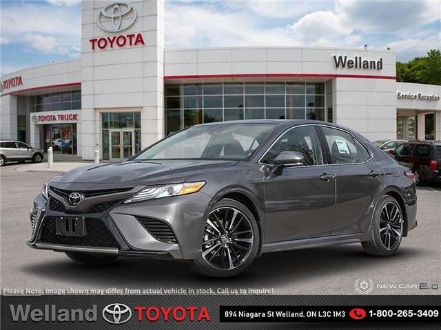 2020 Toyota Camry XSE (Stk: L7098) in Welland - Image 1 of 24