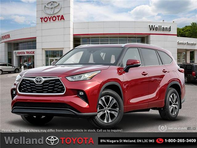 2020 Toyota Highlander XLE (Stk: L7035) in Welland - Image 1 of 25