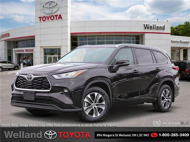2020 Toyota Highlander XLE (Stk: L7039) in Welland - Image 1 of 13